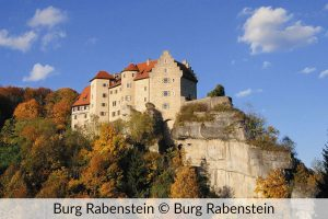 Burg Rabenstein im Frankenland