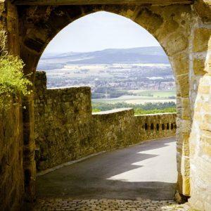 Giechburg / Burg Giech bei Bamberg