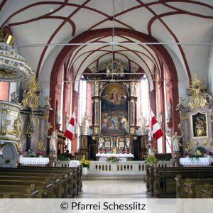 Die Gügel in Scheßlitz