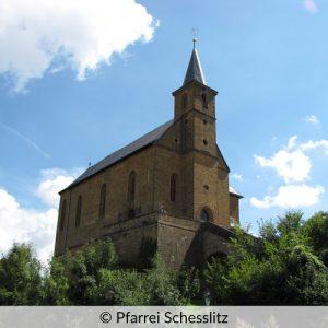 Gügel Pfarrei in Scheßlitz