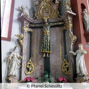 Pfarrei Gügel in Scheßlitz