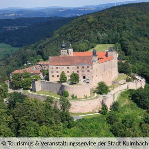 Burg Plassenburg Kulmbach