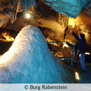 Burg Rabenstein Tropfsteinhöhle