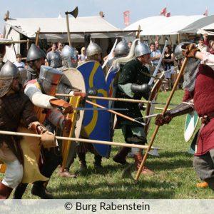 Ritterkampf Burg Rabenstein