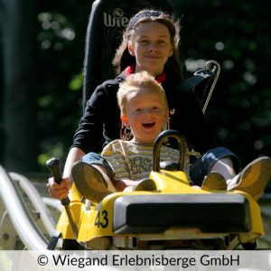 Sommerrodelbahn Wiegand Erlebnisberge