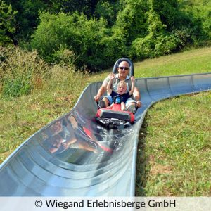 Rodelbahn Wiegand Erlebnisberge