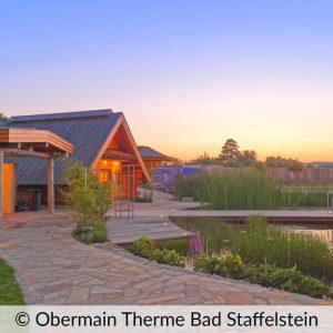 Die Obermain-Therme in Bad Staffelstein