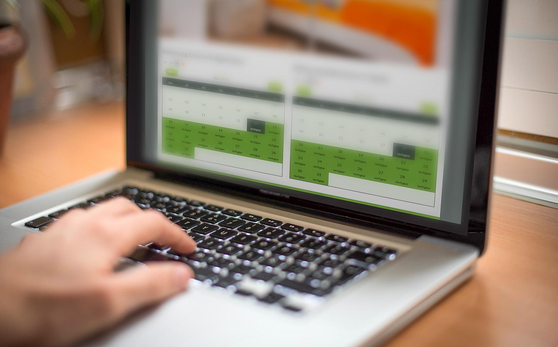 Ferienwohnung online buchen